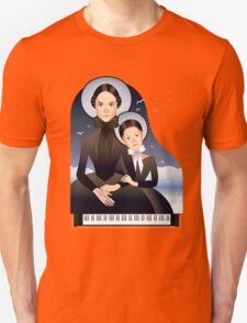 The Piano Unisex T-Shirt