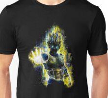 Vegeta DBZ Unisex T-Shirt