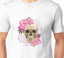Fancy Skull Unisex T-Shirt