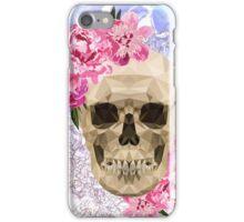 Fancy Skull iPhone Case/Skin