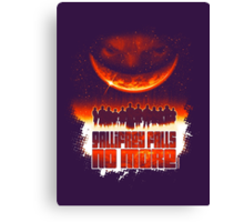 Gallifrey Falls No More (Gradient) Canvas Print