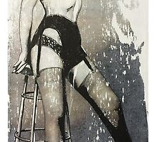 Bettie Page by Rebel Rebel
