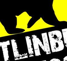 GATLINBURG TENNESSEE GREAT SMOKY MOUNTAINS NATIONAL PARK SMOKIES BEAR Sticker