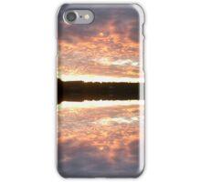 Sunset 700 mirror / reflection iPhone Case/Skin