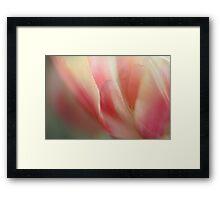 Reaching for Spring  - JUSTART © Framed Print