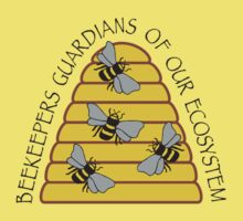 Beekeepers, Guardians of our Ecosystem Kids Clothes