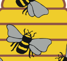 Beekeepers, Guardians of our Ecosystem Sticker