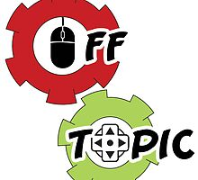 Off Topic Logo by Twisted Nether