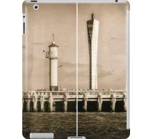 4 Quarters of the Pier iPad Case/Skin