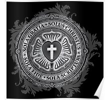 Luther Rose Christian Luther Seal Poster