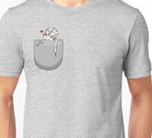 Pocket pal - Zen Unisex T-Shirt