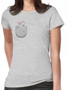 Pocket pal - Zen Womens Fitted T-Shirt