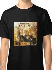 Stevie Nicks (24 Karats Gold Tour) Classic T-Shirt