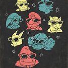 Super Style Bros by RonanLynam