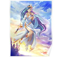 Princess Celestia Sword Poster
