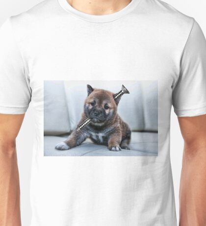 Screw the Pooch Unisex T-Shirt