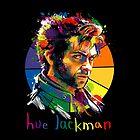 hue jackman by Fay Helfer
