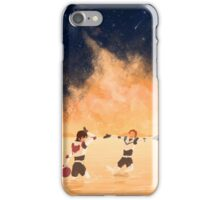 Orange Sea - Klance iPhone Case/Skin