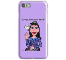 Lyza The Lying Girl: The New Truth iPhone Case/Skin