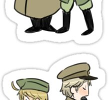 Soldier Stickers Sticker
