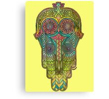 Hamsa/Protection Canvas Print
