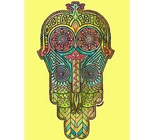 Hamsa/Protection Photographic Print