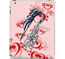 Alice's Bow and Arrows iPad Case/Skin