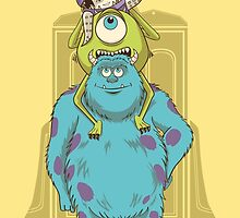 Monster inc. by Harry Fitriansyah