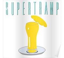 Supertramp Breakfast in America Poster
