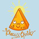 In Cheese We Trust by Lili Batista