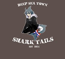 Wadanohara and the Great Blue Sea - Deep Sea Town Shark Tails / Samekichi Unisex T-Shirt