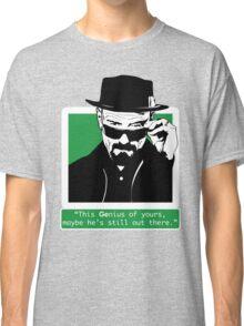 Heisenberg, This GEnius... Classic T-Shirt