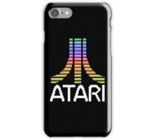 Atari Screen Logo  iPhone Case/Skin