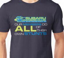Unknown Stuntman Unisex T-Shirt