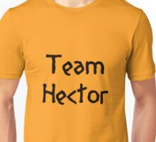 Team Hector (Black) Unisex T-Shirt