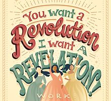 Revelation by Risa Rodil