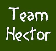 Team Hector (White) by supalurve