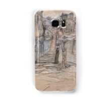 The Broke Bridge Pass Samsung Galaxy Case/Skin
