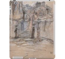 The Broke Bridge Pass iPad Case/Skin