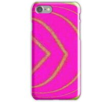 Glimpses of attachment iPhone Case/Skin