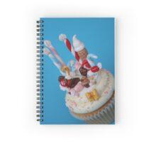 Candyland Cupcake Spiral Notebook