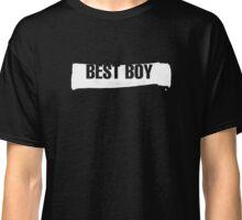 Film Crew II. Best Boy. Classic T-Shirt