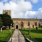 St Peter and St Paul Church....Uplyme Devon. UK by lynn carter