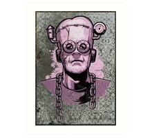 Frankenberry's Monster Art Print