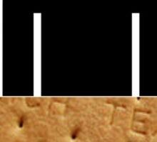 Half Man Half Biscuit Dunking ! Sticker