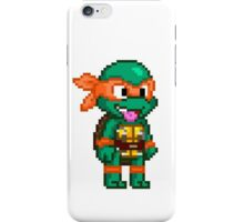 Michelangelo is a Party Dude iPhone Case/Skin