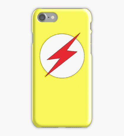 Kid Flash T-Shirt iPhone Case/Skin