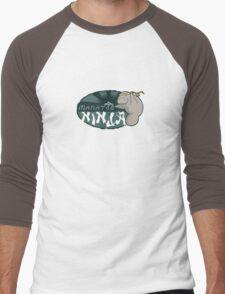 Manatee Ninja Men's Baseball ¾ T-Shirt