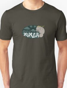 Manatee Ninja Unisex T-Shirt