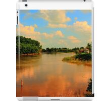 Assiniboine River...HDR iPad Case/Skin